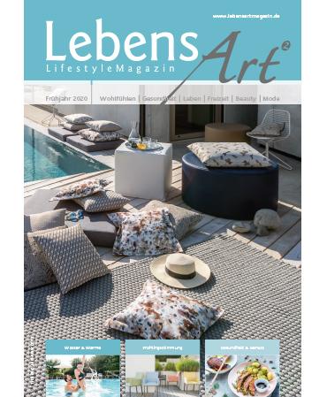 LebensArt Magazin 1/2020